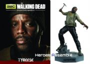 The Walking Dead Collector's Models Collection #05 Tyreese Eaglemoss